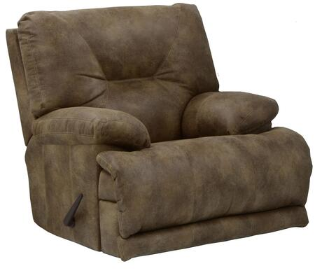Catnapper 43807122829302829 Voyager Series Faux Leather Metal Frame  Recliners