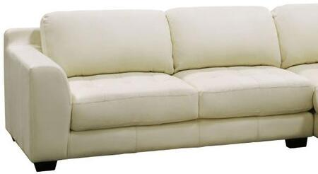 Diamond Sofa ZENFSOFAE Zen Collection Sofa