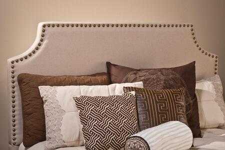 Hillsdale Furniture 1121HKR Dekland Series  Panel Bed
