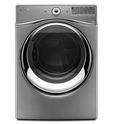 """Whirlpool WGD96HEAC 27"""" Gas Dryer 