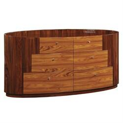 Global Furniture USA NEWYORKD New York Series  Dresser