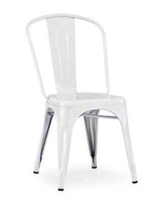VIG Furniture VGCBT5816CH Modrest Elan Modern Metal Side Chair in