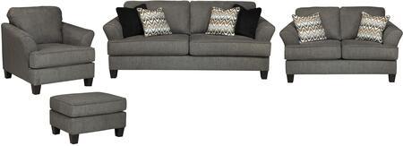 Milo Italia MI8857SLCOSTEE Xzavier Living Room Sets