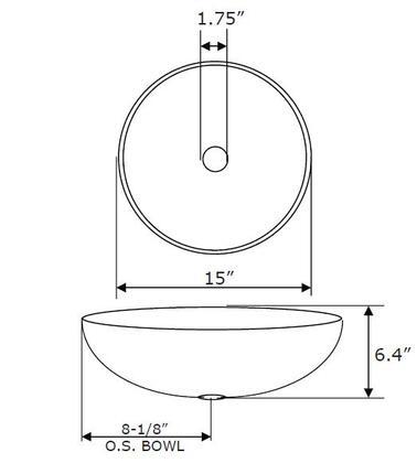 Opella 192373046 Bar Sink