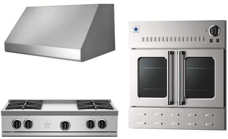 BlueStar 751158 RNB Kitchen Appliance Packages