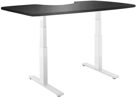 Vifah A54A7 ActiveDesk Series Computer  Wood Desk