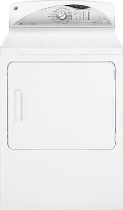 GE GTDS560EFWS Electric Dryer