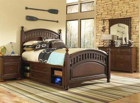 Samuel Lawrence 84686303101SETA Expedition Twin Bedroom Sets