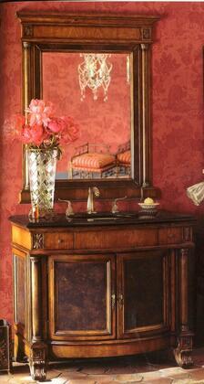 Ambella 06481140038  Rectangular Portrait Bathroom Mirror