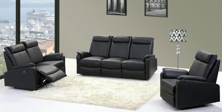 Chintaly AKRONSLC Akron Living Room Sets