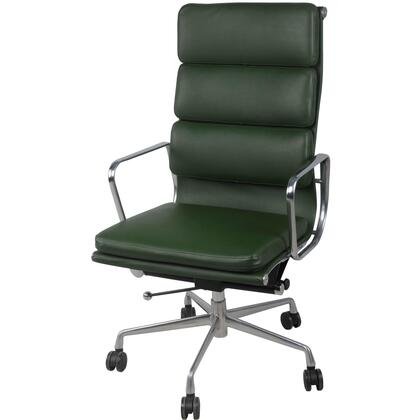 New Pacific Direct Template: Chandel Collection 6900003-VT PU High Back Office Chair in Vintage Tawny