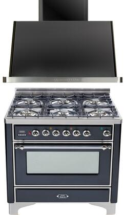 Ilve 720118 Majestic Kitchen Appliance Packages