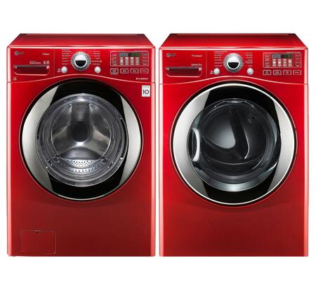 LG WM3070HRAPAIR1 Washer and Dryer Combos