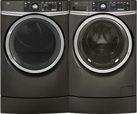 GE 720908 Washer and Dryer Combos