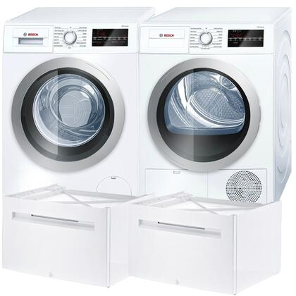 Bosch 539035 500 Washer and Dryer Combos