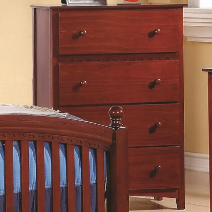 Coaster 400535 Tyler Series Childrens Wood Chest
