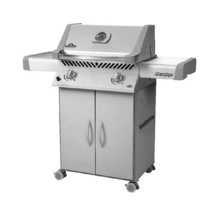 "Napoleon P308NSS7 55"" Freestanding Grill, in Stainless Steel"