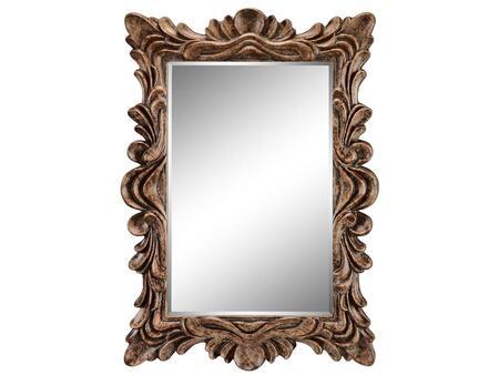 Stein World 12380  Rectangular Portrait Wall Mirror