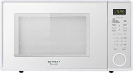 Sharp R409YW Countertop Microwave |Appliances Connection