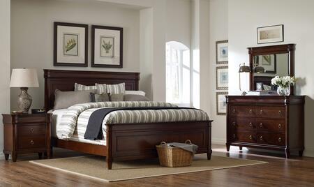 Broyhill 4906CKPBNCDM Aryell California King Bedroom Sets
