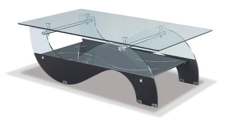 Global Furniture USA TH858CT Contemporary Table