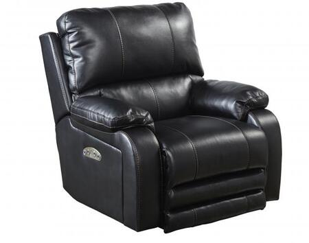 Catnapper 647627115208125208 Thornton Series Faux Leather Metal Frame  Recliners