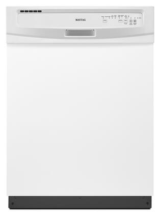 Maytag MDB4630AWW JetClean Plus Series Built-In Full Console Dishwasher |Appliances Connection