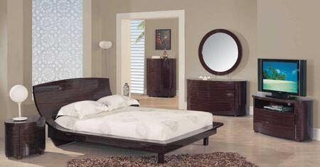 Global Furniture USA B110SQB  Queen Size Bed