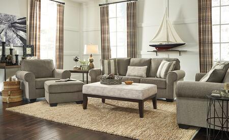 Milo Italia MI4983SLCOAOFOG Braydon Living Room Sets