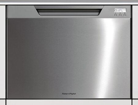 Fisher Paykel DD24SCTX6V2 DishDrawer Series Drawers Semi-Integrated Dishwasher