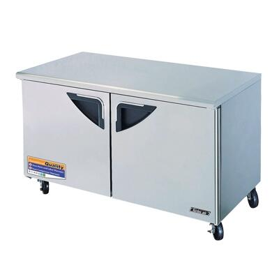"Turbo Air TUF60SD 60.25""  Commercial Undercounter Freezer"
