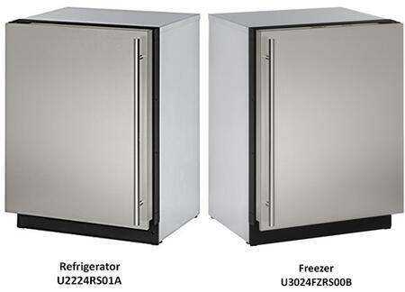 U-Line UL2PCARCDSSKIT5 Kitchen Appliance Packages