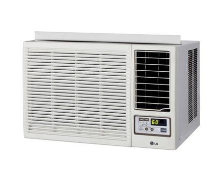 LG LW7013HR Window or Wall Air Conditioner Cooling Area,