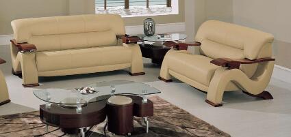Global Furniture USA 2033LVCAPSL Global Furniture USA Living