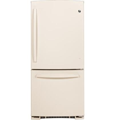 GE GBE20ETECC  Refrigerator with 20.3 cu. ft. Capacity in Bisque