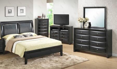 Glory Furniture G1500AQBDM G1500 Queen Bedroom Sets