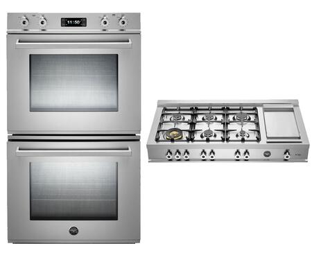 Bertazzoni 347018 Professional Kitchen Appliance Packages