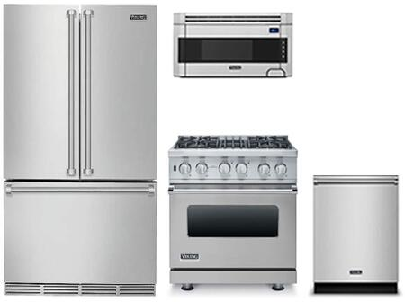 Viking 749761 3 Kitchen Appliance Packages