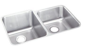 Elkay ELUH3120LDBG Kitchen Sink