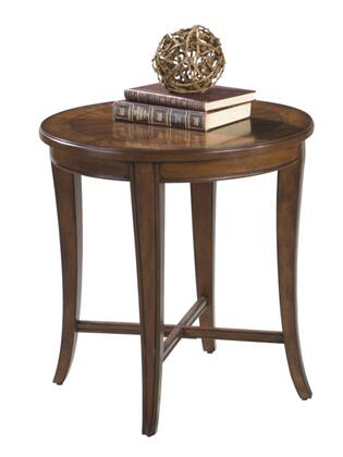 Magnussen T117105 Kingston Series Traditional Round End Table
