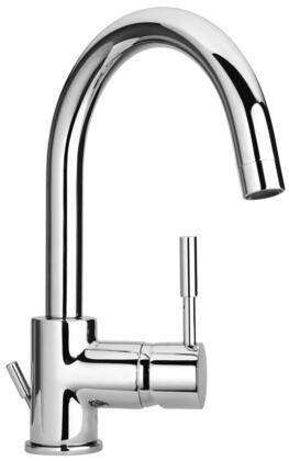 Jewel Faucets 16250XX Single Lever Handle Lavatory Faucet With Goose Neck Spout