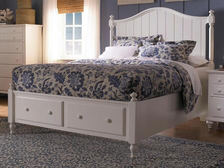 Broyhill hayden place king size bed haydenplacebedk white - Broyhill hayden place bedroom set ...