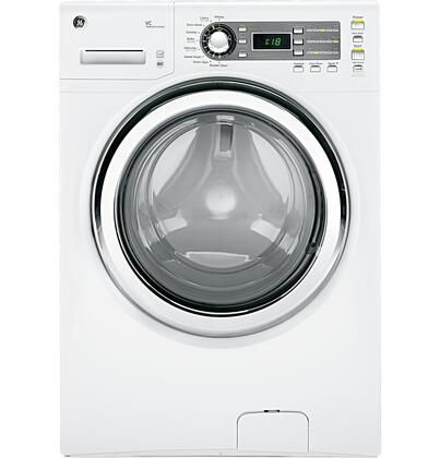 GE GFWS1500DWW  Front Load Washer