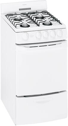 Hotpoint RGA720PKWH  Gas Freestanding |Appliances Connection