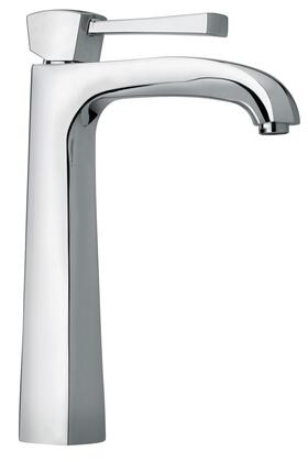 Jewel Faucets 11205XX Single Lever Handle Tall Vessel Sink Faucet With Arched Spout
