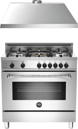 Bertazzoni 663780 Kitchen Appliance Packages
