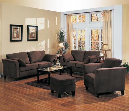 Coaster 500231CHOSET2 Park Place Living Room Sets
