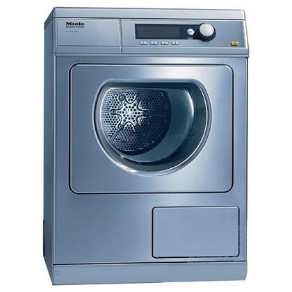 Miele Little Giant PT7136 15 lbs. Vented Dryer with Patented Honeycomb Drum, Drum Lighting, Large Area Fluff Filter, PROFITRONIC L Controls, Sensitive Drying System and Large LCD screen in