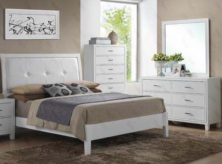Glory Furniture G1275AFBDM G1275 Full Bedroom Sets