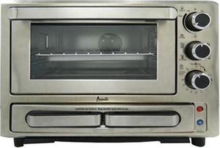Avanti PPO84X3SIS PPO84X3SIS Pizza Oven